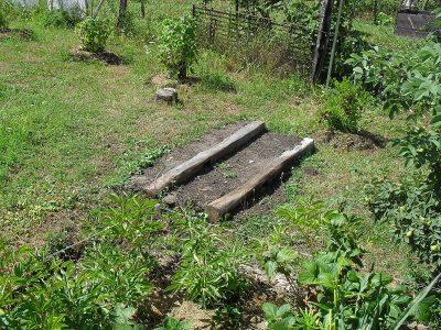 Schody ze studny